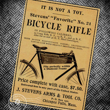 Bicycle advertising page Vintage poster Retro Wall Art Painting Antique Print Picture for house living room bedroom 42x30cm