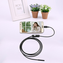 Android Phone/ PC OTG USB Endoscope 7mm Lens Mini Camera 3.5M Cable Inspection Borescope Snake Video - MICHELLE TRADING CO., LIMITED store