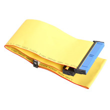 High Quality 40 Pin IDE ATA HDD Hard Drive Ribbon Cable Dual Device