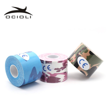 12 Rolls Kinesio Tex Tape Athletic Tapes Kinesiology Sport Taping Strapping Good Quality Football Exercise Muscle Kinesiotape