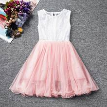 Buy Princess Baby Tutu Dress Flower Girl Party Clothes Lace Baby Tulle Kids Wedding Dresses Girl Summer 2018 Children Clothing for $5.68 in AliExpress store