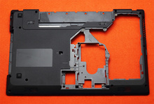 100% New laptop Bottom case For Lenovo G570 G575  Lower shell housing casing with  HDMI port ( shipping goods out from Russian )