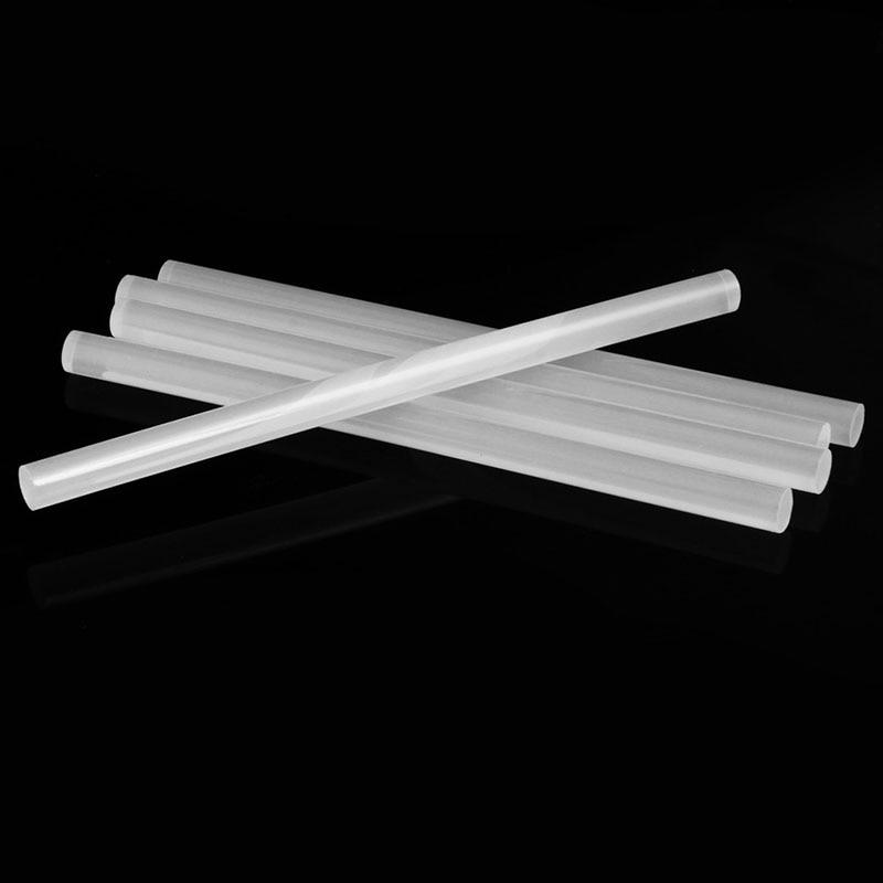 5pcs 11MM Translucence Hot Melt Glue Stick For Electric Glue Gun Craft Repair freeshipping-Y103<br><br>Aliexpress