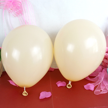 20pcs/lot New Balls Baloon 10inch Thickened Skin Color Flesh Colored Latex Balloons Wholesale Kids Toy Doll Head Magic Balloon