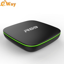 2017 cheapest Android 4.4 TV box 1G 8G WiFi allwinner H2 Quad-Core Support for multiple mold 3D media player set top box pk T95N