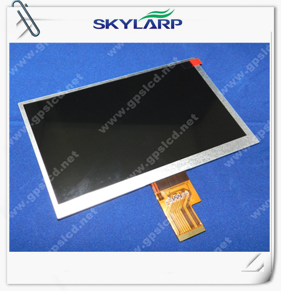 new original 7 inch LCD screen for Acer iconia tab A100 A101 for tablet pc Car GPS navigation LCD display screen panel <br><br>Aliexpress