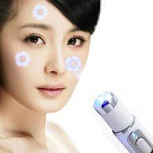 Good Quality Blue Light Therapy Acne Laser Pen Wrinkle Removal pores shrinking eliminate acne Micro-current Massage Pen