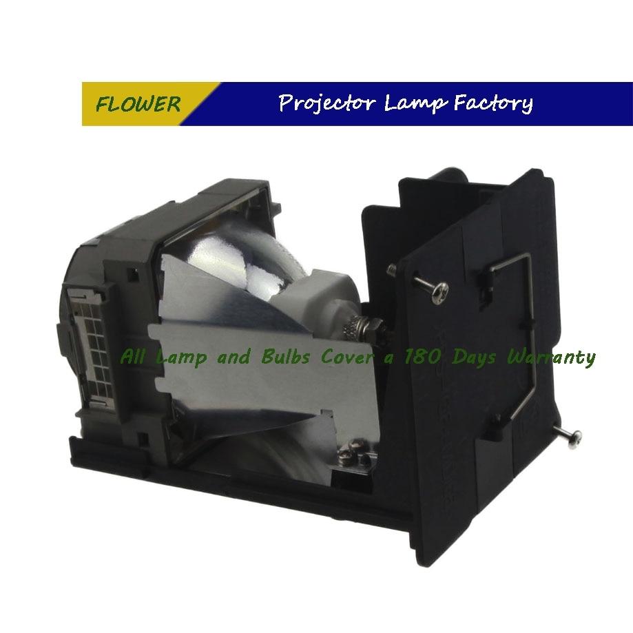 VLT-HC6800LP Lamp With Housing For Mitsubishi HC6800, HC6800U Projectors 180 Days Warranty<br>