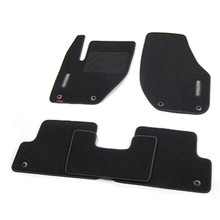 5pcs High Quality Odorless Auto Carpet Mats Perfect Fitted For Volvo V40