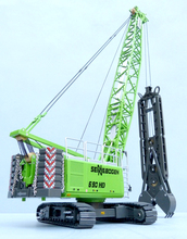 Italy 1:50 ROS 690HD Sennebogen deep excavator Alloy crane model Rare collections engineering instrument model