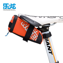 ROSWHEEL Bicycle Saddle Bags Rear Seatpost Tail Tools Pouch Bike Accessories MTB ROAD BIKE Reflective Tail Bags LOHAS SERIES(China)