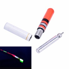 Luminous Fishing Float Battery Operated LED Float For Dark Water Night Fishing(China)
