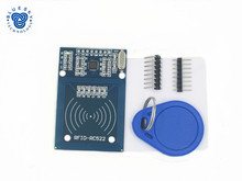 1PCS/LOT RFID module RC522 Kits S50 13.56 Mhz 6cm With Tags SPI Write & Read