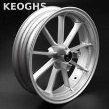 Keoghs Motorcycle Scooter Modify 12 Inch Front Wheel Rim 70mm Disc Install Aluminum Alloy For Yamaha Kawasaki Modify