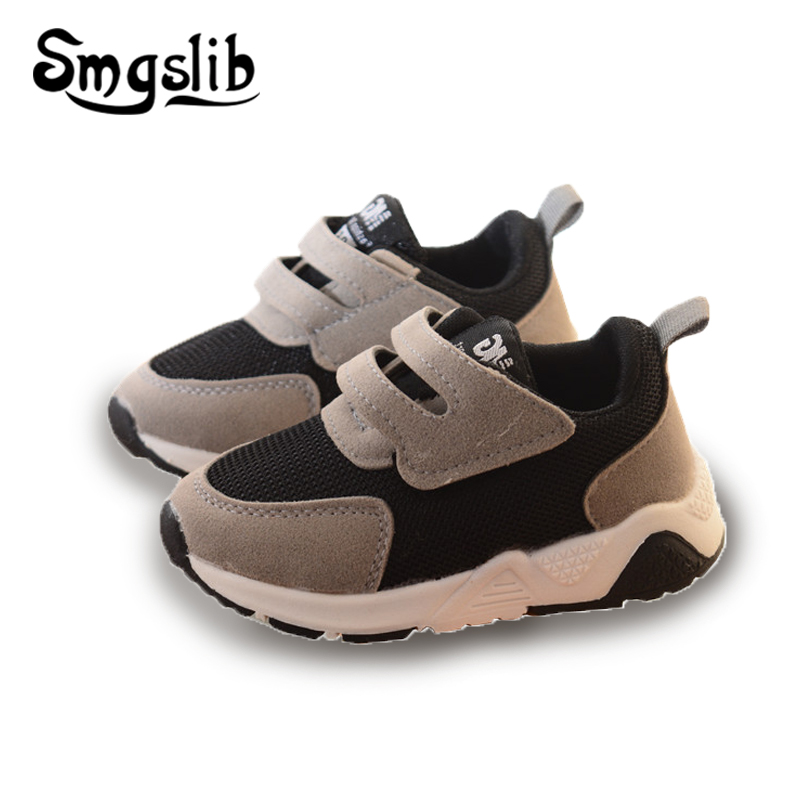 2018 Winter Kids Shoes Cotton Casual Running Trainers Sports Boys Sneaker
