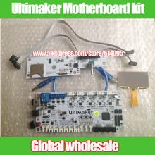 1pcs 3D printer accessories Ultimaker 2.1.4 Motherboard set kit / Ultimaker 2 Dashboard control panel board Official upgrade