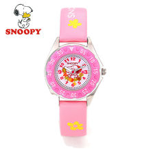 2017 Snoopy Kids Watch Children Watch Casual Fashion Cute Quartz Wristwatches Girls Waterproof Clock