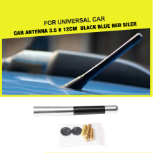car-styling Delicate Carbon Fiber Short Antenna Radio Car Aerial Antenna For Cars Hot Selling