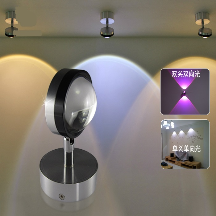 Taurus eye lamp Simple LED corridor wall lamp background with the double bedroom bedside <br><br>Aliexpress