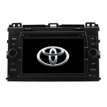 For TOYOTA PRADO Cruiser 120 ( 2003-2009 )  Car DVD Player GPS Navigation Touch Screen Radio Stereo Multimedia System