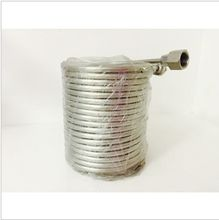 50' Stainless Steel Coil Tube Immersion Wort Chiller Beer Cooler Home Beer Brew Heat Exchanger