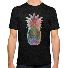 New 2017 Hot Summer Casual T Shirt Printing Tops Men's Pineapple Express Premium Crew Neck Short Sleeve Tee Shirts(China)