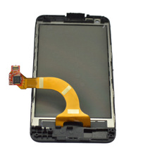 Black Touch Screen Glass Sensor Digitizer + Frame Housing Bezel For Nokia Lumia 620 N620 Repair Replacement 100% Test