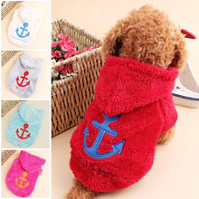Warm Pet Dog Clothes for Dog Small Puppy Hoodies Coats Jacket Spring Pet Apparel Soft Cat Soft Winter Apparel Roupa Cachorro 25