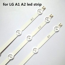 "300PCS x 32""inch  LED Strips TV Panel Backlight Lamps 7pcs 8pcs led for lg 6916L-1296A A1 A2 led tv panel 63CM"
