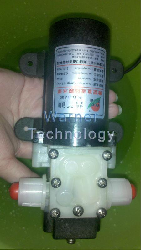 Free shipping 2pcs/Lot 12V DC Micro diaphragm water pump Booster pump Maintenance-free Long life For Aquarium water purification<br><br>Aliexpress