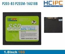 HCiPC P203-B31 P2SSM-16G18B 16 Г 1.8 Inch SATA2 SSD, Solid State Drive, SSD MSATA, Таблетки, Мини-коробка ПК, Промышленный ПК, ITX материнская плата