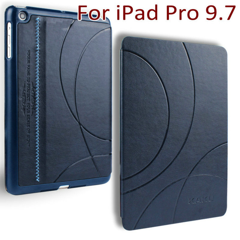 Original KUKA Retro HQ PU Leather Case for iPad Pro 9.7 smart cover case luxury Utrathin cover for ipad pro 9.7inch+free film<br><br>Aliexpress