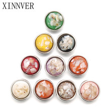Buy 10pcs/lot Mixed Snap Jewelry 12MM Snap Buttons Metal Resin Snap Fit Snap Earrings Bracelet Jewelry for $1.40 in AliExpress store