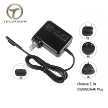 Top Quality 12V 2.58A Power Supply Adapter Charger for Microsoft Surface Pro 3 Pro3 Magnetic interface Tablet Charger