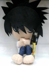 Anime Death Note L plush doll toys sree shipping(China)