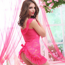 Buy New Porn Women Sexy Transparent Underwear Lingerie Sexy Hot Erotic Slip Dress Costumes Hollow Erotic Lingerie Porno Costumes