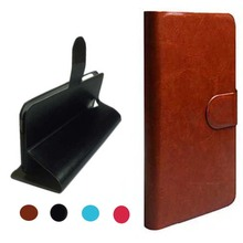 (1Pcs /lot) Hot Sell Original PU Leather Flip Cover Case For HTC EVO 3D G17 Cell Phones Holster +Touch Pen Gift