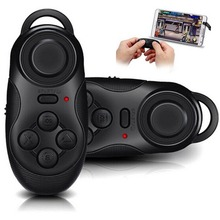Wireless Bluetooth Gamepad Self Timer Game Controller Joystick Selfie Remote Shutter Mouse For iOS Android Smartphone TV Box