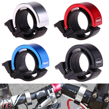 Road Bike Bell For Bicycle Aluminum Alloy Handlebar Timbre Bicicleta Alarm Ring Horn Cycling Invisible Bicycle Bell