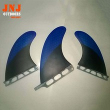 "FREE SHIPPING factory directly quality sup stand up paddle board fin system 5"" SUP centre fin and 2 pcs future fin"