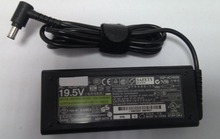 Genuine Original 90w Laptop adapter Power Supply for Sony Vaio VGP-AC19V25 VGP-AC19V26 VGP-AC19V27