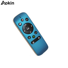 Aokin T31 Fly Air Mouse Wireless Remote Control Built-in 6 Axis 360 Degree Control 2.4G 3D Gyro Sense Motion Gyroscope Keyboard(China)