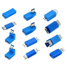 USB 3.0 Adapter Coupler 12 Pack USB Male to Female Micro to USB Female to Female