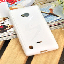 For Nokia Lumia 720 N720 Case Cell Phone Cover S wave Anti-skid 4 Colors Free Shipping