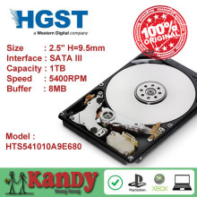 HGST Travelstar 1TB hdd 2.5 SATA 5400rpm disco duro laptop internal sabit hard disk drive interno hd notebook harddisk 9.5mm