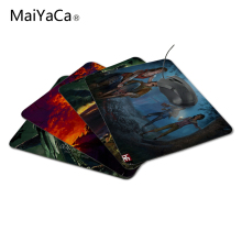 MaiYaCa Dead By Daylight Hot Funny 18*22cm or 25*29cm Durbale Mouse Pad Speed Control mat