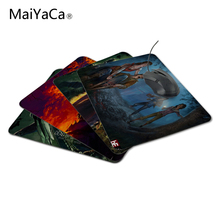MaiYaCa Dead By Daylight Hot Funny 18*22cm or 25*29cm Durbale Mouse Pad Speed Control mat(China)