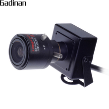 Buy GADINAN Mini IP Camera Full HD 1080P 2.0MP 25fps H.265 H.264 ONVIF 2.8-12mm Manual Varifocal 4X Zoom Lens P2P Motion Detection for $33.21 in AliExpress store