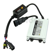 Car AC 12V 55watt Slim HID Replacement Ballast 55W Xenon Conversion Kit H4 H7