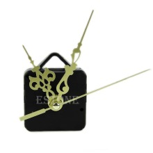 Quartz Clock Movement Mechanism Gold Hands DIY Replace Repair Parts Kit New